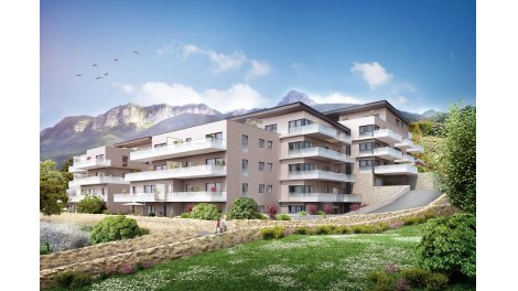 Appartement neuf Port-Royal à Evian-les-Bains