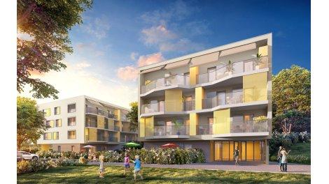 Appartements et maisons neuves Les Allées de Provence Mmxiv à Montélimar