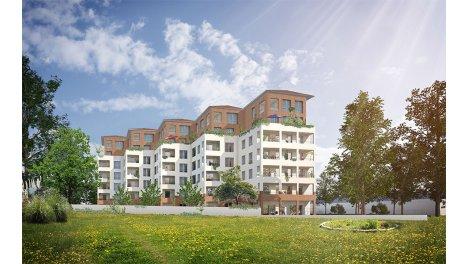 Appartement neuf Parc Horizon - Parc de Maison Blanche à Neuilly-sur-Marne