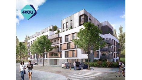 Appartement neuf L'Ydeal éco-habitat à Fontenay-le-Fleury