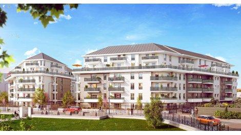 Appartement neuf Quatuor - TR 2 éco-habitat à Drancy