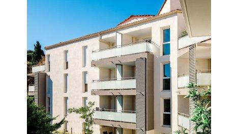 Appartement neuf 79 Bay investissement loi Pinel à Cavalaire-sur-Mer