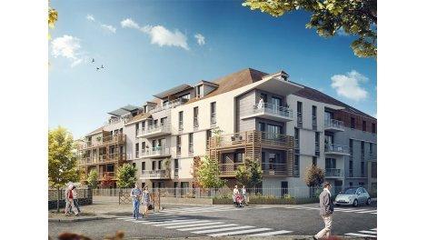 Appartement neuf Poissy - Avenue Meissonier éco-habitat à Poissy