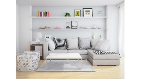 Appartement neuf Yatagan investissement loi Pinel à Cognin