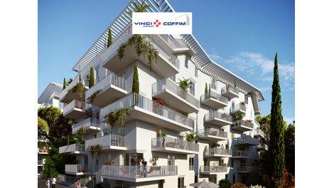 Appartement neuf Signature à Marseille 9ème