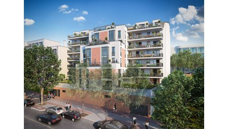 Appartement neuf Panoramiq' investissement loi Pinel à Saint-Maurice