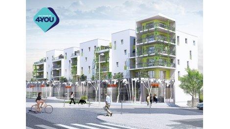 eco habitat neuf à Angers