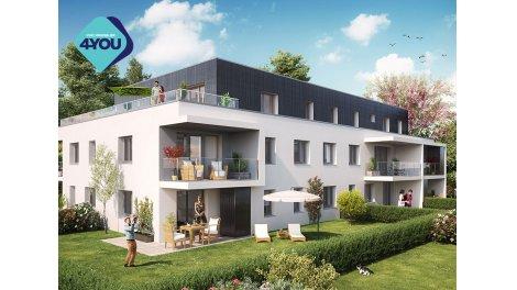 Appartement neuf L'Evidence éco-habitat à Colmar