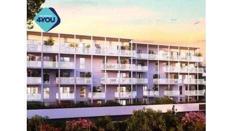 Appartement neuf Parallele 46 éco-habitat à La Rochelle