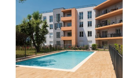 Appartement neuf Terra'Caïs investissement loi Pinel à Fréjus