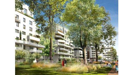 immobilier ecologique à Lyon 8ème