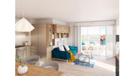 Appartement neuf Essentiel investissement loi Pinel à Angers