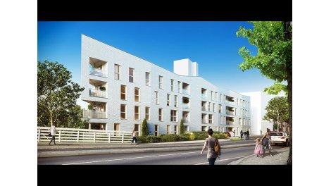 Appartement neuf Emergence éco-habitat à Valenciennes