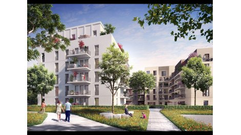 Appartement neuf Opale investissement loi Pinel à Massy