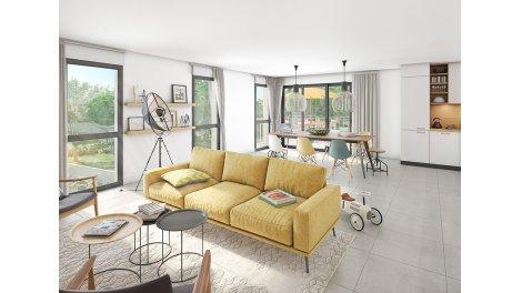 Appartement neuf Esquisse à Le Bouscat