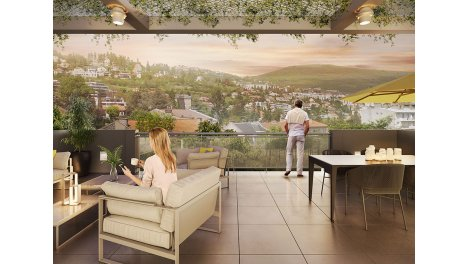 Appartement neuf Les Jardins de la Tiretaine à Chamalières