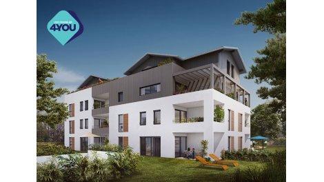 Appartement neuf Vill'Amarine éco-habitat à Hossegor
