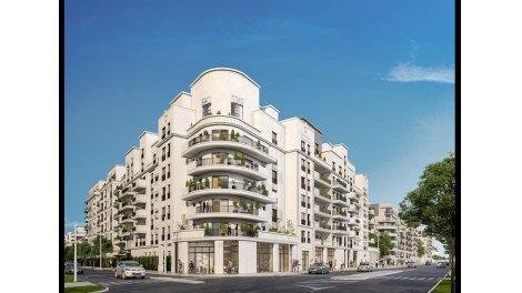 Appartement neuf Avant-Seine à Saint-Ouen