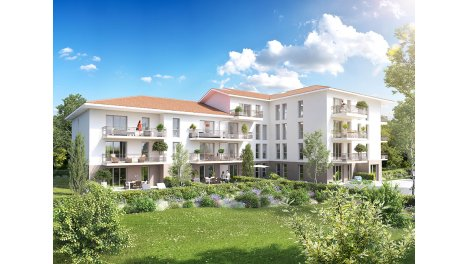 Appartement neuf Tandem investissement loi Pinel à Rumilly
