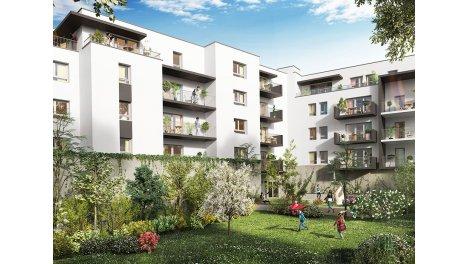 Appartement neuf Le Prado éco-habitat à Clermont-Ferrand