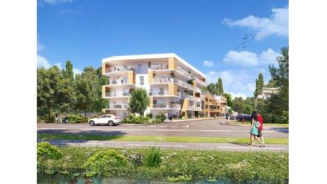 Appartement neuf Les Voiles de Belandre éco-habitat à La Rochelle
