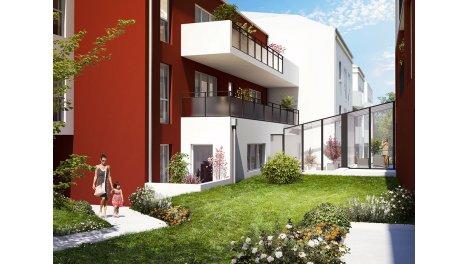 Appartement neuf Incity éco-habitat à Nantes