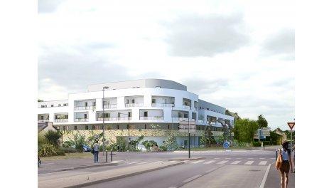 Appartement neuf Les Terrasses de Clem investissement loi Pinel à Sainte-Luce-sur-Loire