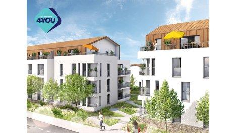 Appartements et maisons neuves Les 5 Continents à Couëron