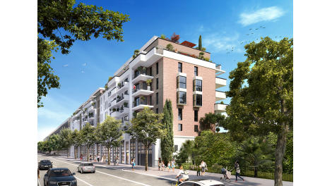 Appartement neuf Les Loges - 7ème Arrondissement à Marseille 7ème