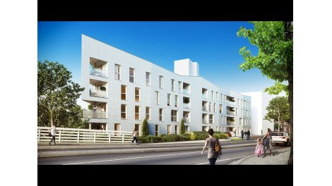 Appartement neuf Emergence à Valenciennes
