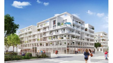 Appartement neuf O'Rizon - Alchimie (lot A2) à Gif-sur-Yvette