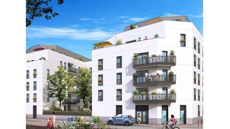 Appartement neuf Villa en Scene éco-habitat à Drancy