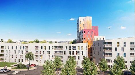 Appartement neuf Emergence 2ème Tranche éco-habitat à Valenciennes