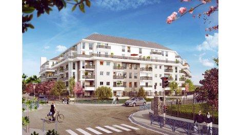 Appartement neuf Quatuor investissement loi Pinel à Drancy
