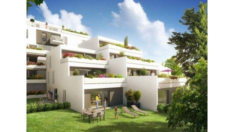 Appartement neuf Ellaïa - les Jardins éco-habitat à Bayonne