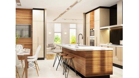 Appartement neuf Les Accates à Marseille 11ème