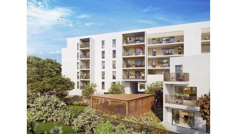 Appartement neuf Infinite à Montpellier