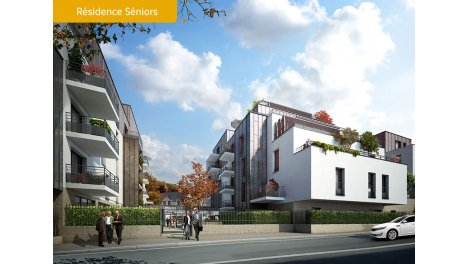immobilier neuf à Orléans