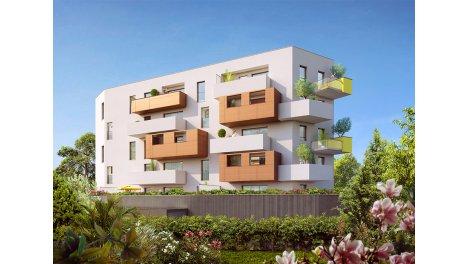 """Programme immobilier du mois """"Kloé Residence"""" - Montpellier"""