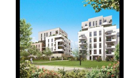 Appartement neuf Botanic Parc à Villejuif