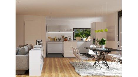 Appartement neuf L'Écrin - Villas et Appartements à Saint-Orens-de-Gameville