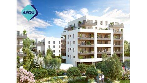 Appartement neuf Aneo investissement loi Pinel à Annemasse