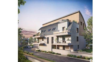 Appartement neuf Perlines à Strasbourg