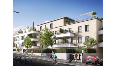 Appartement neuf Point de Vue éco-habitat à Villers-Lès-Nancy