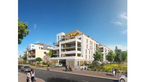 Appartements et maisons neuves Referen'Ciel à Lormont