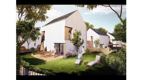 Appartement neuf Domaine Sainte Marguerite investissement loi Pinel à Pornichet