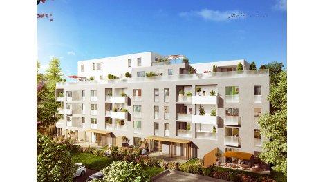 Appartement neuf Le 55 éco-habitat à Lyon 5ème