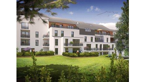 Appartement neuf Via Proce éco-habitat à Nantes