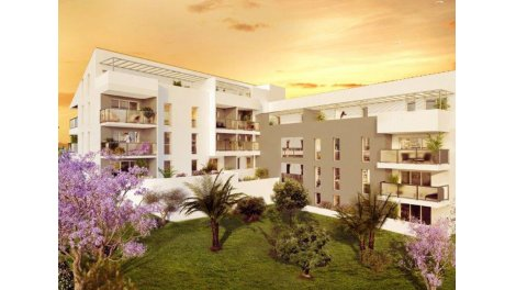 Appartement neuf Evo Residence à La Seyne-sur-Mer
