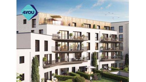 Appartement neuf Epure éco-habitat à Loos